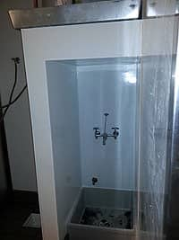 Plumbing Installed In Commercial Bathrooms