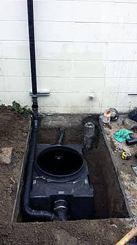 In The Ground Plumbing